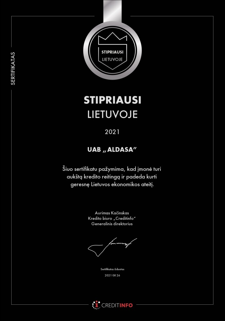 sertifikatas-stipriausi-lietuvoje-2021