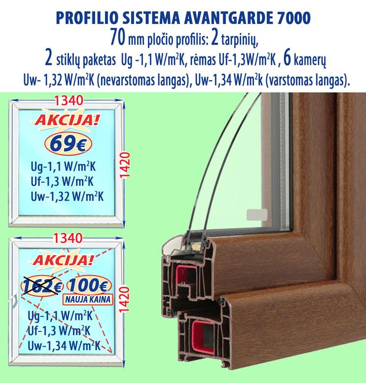 plastikiniai-langai-avantgarde-7000-kaina