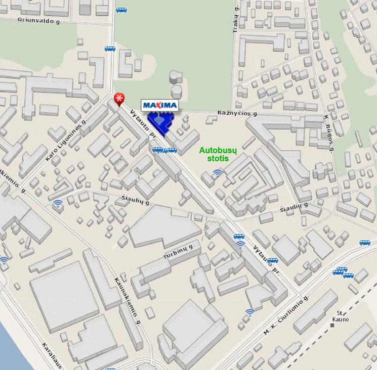 map_kaunas