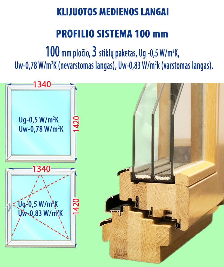 mediniai-langai-100mm-3st